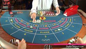 Trik Bermain Baccarat di Maxbet Casino