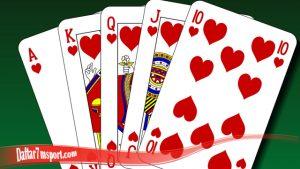 Sebelum Bermain Ketahui Urutan Nilai Kartu Poker