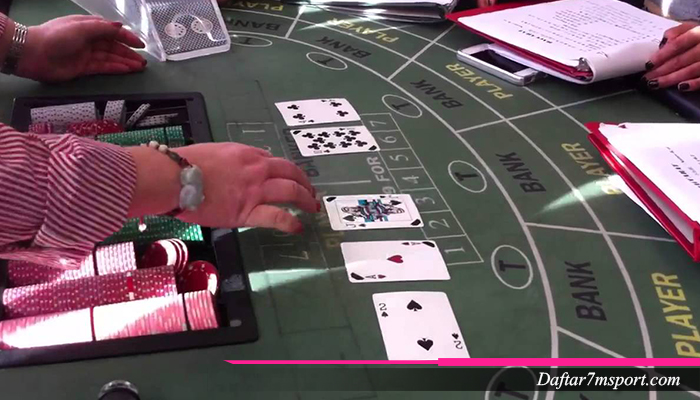 Tutorial Baccarat Maxbet Casino