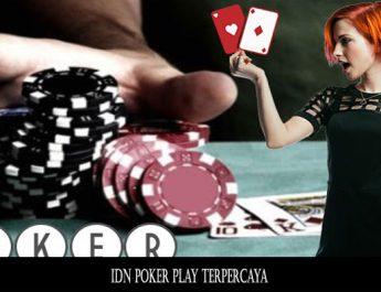 IDN Poker Play Terpercaya