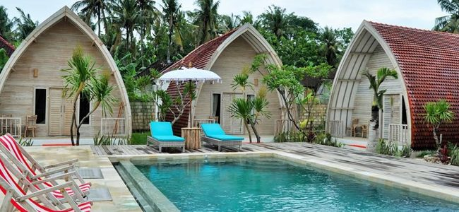 Rekomendasi Hotel Romantis di Nusa Penida